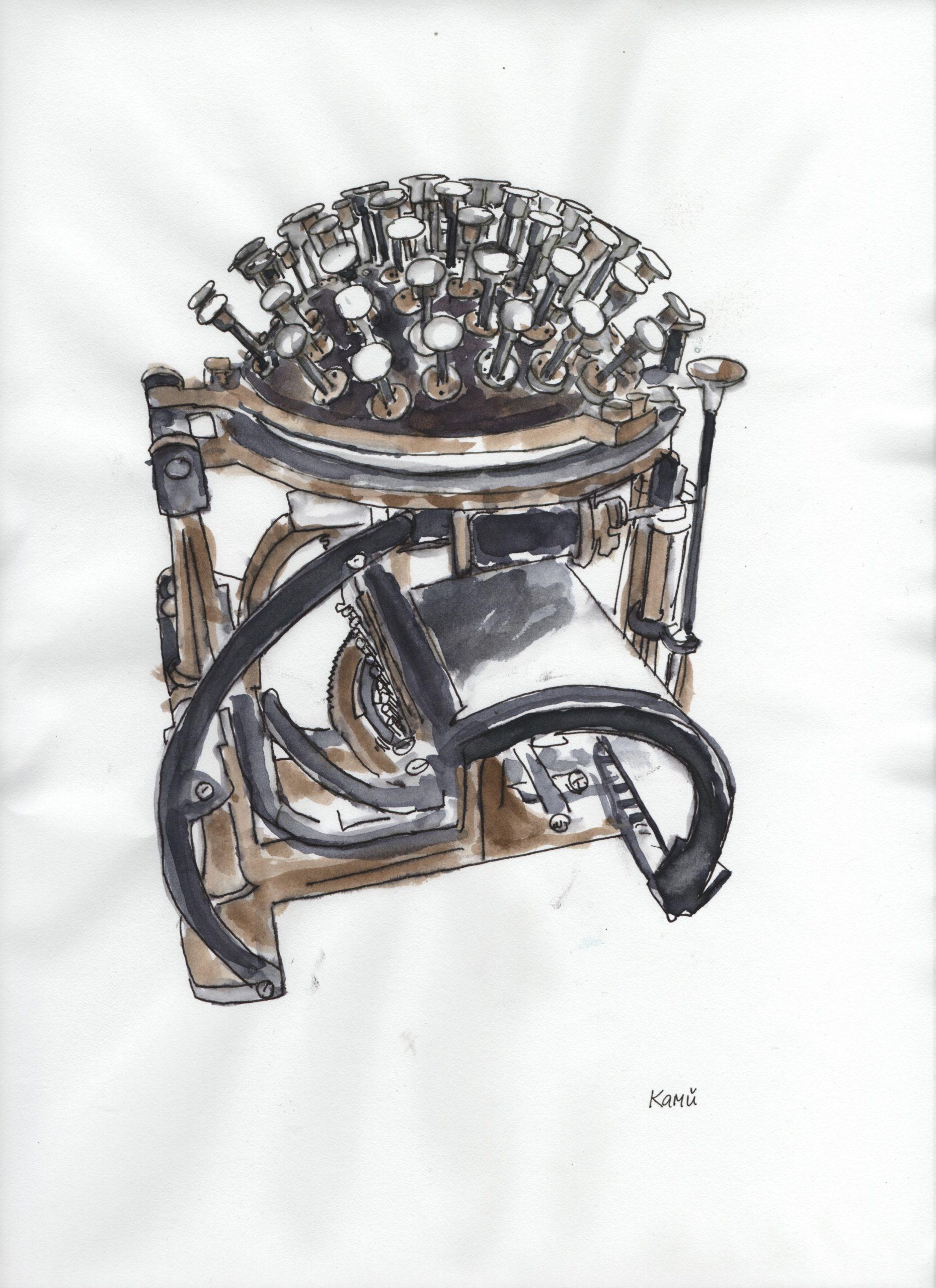 3_4Zeichendoku_Schreibmaschine1